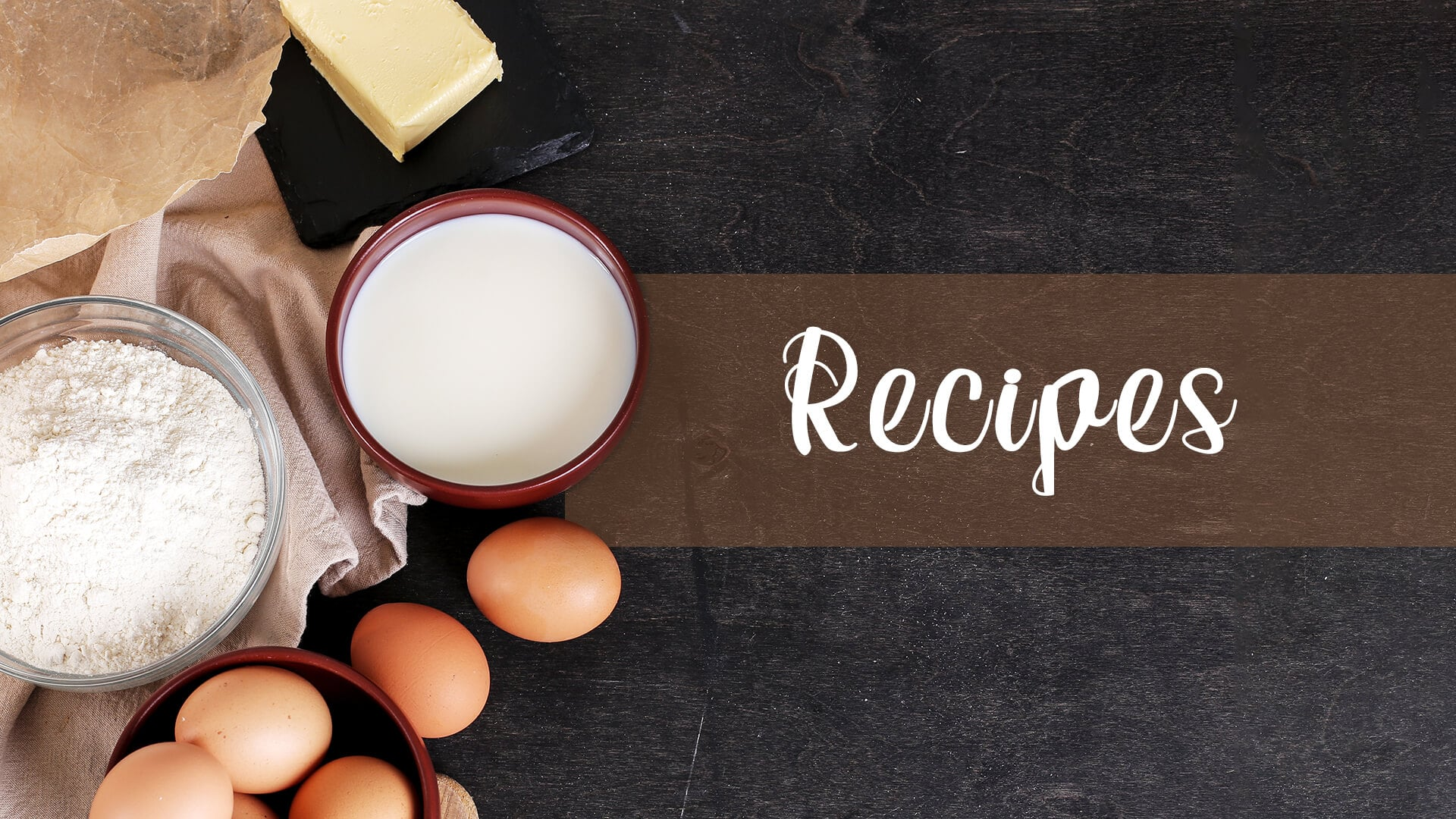 Recipe Banner, Mezban International